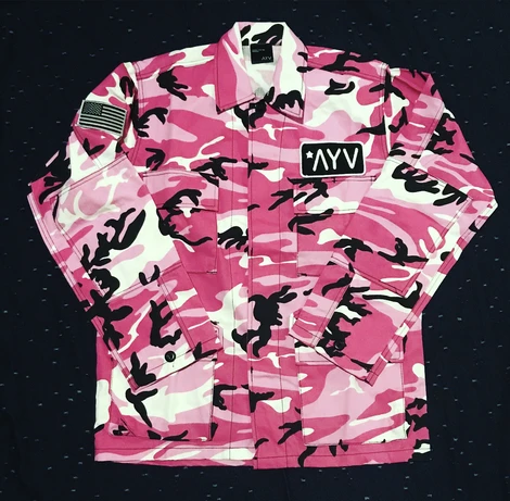 Pinks M.A.S.H. Jacket