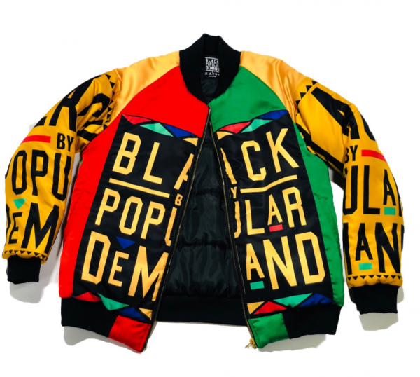 Popular Demand Multi-color Unisex Homage Bomber Jacket