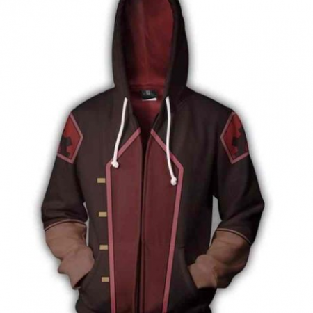 The Legend Of Korra Asami Sato Hoodie Jacket