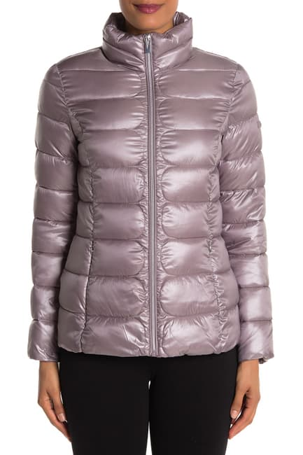 Via Spiga Packable Puffer Jacket