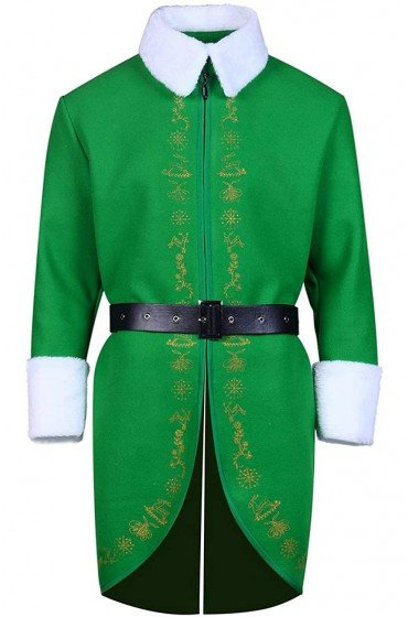 Buddy The Elf Cotton Jacket