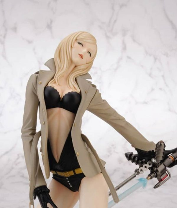 Sylvia Christel No More Heroes Coat